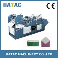 Wholesale Pocket Envelope Making Machine,Paper Bag Making Machine,Envelope Forming Machinery from china suppliers