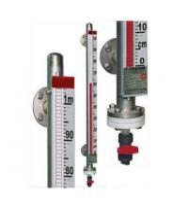China UHZ-517C 304, 316 Magnetic level gauges Pressure PN11MPa, 600LB liquid level gauge on sale