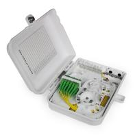 Wholesale Space Saving Fiber Distribution Terminal Box IP65 FTTH Network Lightweight from china suppliers