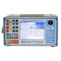 Buy cheap WIN7 64 Bit Six Phase Relay Protection Tester 30A/Phase from wholesalers