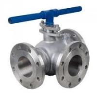 Wholesale Electric API598 3 Way Plug Valves With Carbon / Stainless Steel / Alloy Material from china suppliers