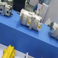 Wholesale WA250-5 WA270-5 Loader Gear Pump 705-56-36040 Hydraulic Pump For Sales from china suppliers