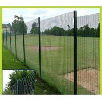 Wholesale Hot Dipped Galvanized Fence Panel , PVC Coated  358 High Security Fence For Airport from china suppliers