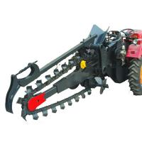 Buy cheap high efficiency farm chain trencher from wholesalers