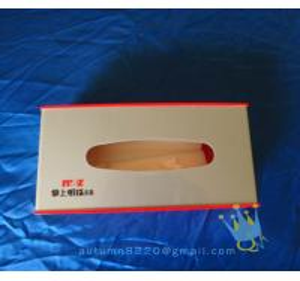 Wholesale tissue box restaurant napkin holder from china suppliers