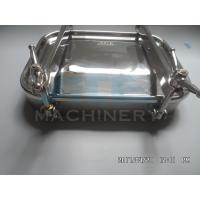 Wholesale Stainless Steel Sanitary Square Manhole Man Hole Manway (ACE-RK-22D) from china suppliers