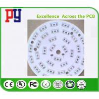Buy cheap Fr4 Rigid Flex LED PCB Board 1.2MM Thickness 4MIL Min Hole Size UL Approval from wholesalers