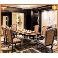 Wholesale Coffee Luxury Spain Dark Emperador Marble Slab For Indoor from china suppliers