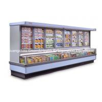 Wholesale Painted Steel Combined Display Refrigerator Island Freezer With Big Capacity With Dynamic Cooling from china suppliers