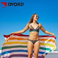 Wholesale Modern Fancy  Sublimated Beach Towels Extra Large Oversized Sand Repellent from china suppliers