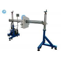Wholesale Production Line Rice Bag Bag Labeling Machine Gantry Support Double Heads from china suppliers
