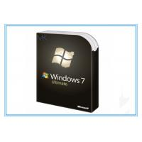 Wholesale Genuine Microsoft Update Windows 7 SP1 64 bit Full System Builder OEM DVD 1 Pack from china suppliers