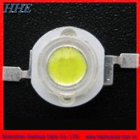 Wholesale 1W White High Power LED Diodes 120lm from china suppliers