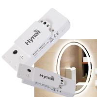 Wholesale Intelligent mirror sensor with remote Controllable dimming function white color PC from china suppliers