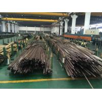 China Strengthening Type Wrought Super Alloy Steel Pipe Nickel Base for Aircraft Material on sale
