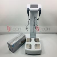 Wholesale Portable Professional Body Fat Analyzer , Full Body Analyzer For Health Club from china suppliers