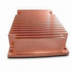 Wholesale OEM Copper Welding Heatsink from china suppliers