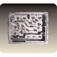 China High Precision Pump Base Aluminum Investment Casting Machining Finish on sale