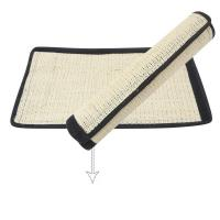 China Pet products Cat Scratcher Toy Natural Sisal cat scratch Mat on sale
