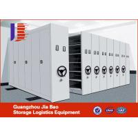 Industrial Huge Storage Volume File Shelving Systems Serried cabinet Manufactures