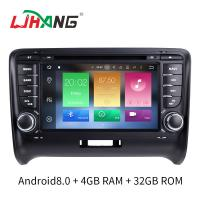 Wholesale 7 INCH Audi A4 Dvd Player , BT WIFI Dvd Player ST TDA7388 For Android from china suppliers
