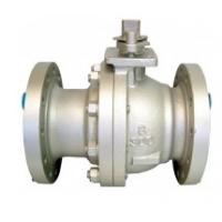Wholesale CF3 Body Floating Ball Valve 900lb RTJ Nylon Seat , Two Piece Bolted Construction from china suppliers