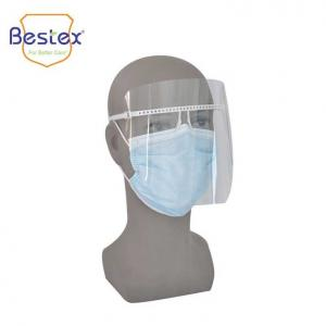 Wholesale Transparent Glasses Frame FM 3222 CBM Type PPE Face Shields from china suppliers