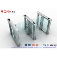 Wholesale Access Control Speed Gate Turnstile DC Servo Motor Pedestrian Barrier Gate from china suppliers
