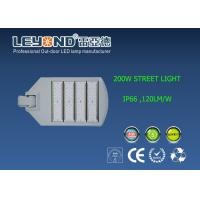 Buy cheap 50W-250W Outdoor LED Street Lighting 2800-3000K With Bridgelux Chip For Urban Roads hot selling 2018 from wholesalers