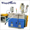 Buy cheap PP, PE, PVC, EVA, PA Plastic Corrugated Pipe Making Machine from wholesalers
