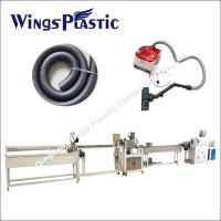 Wholesale Plastic EVA Dust Collector Pipe Extrusion Plant / Manfacturing Machine from china suppliers
