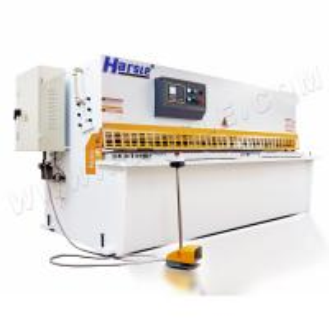 Wholesale QC12Y 10x2500 swing bram type sheet metal cutting Hydraulic Shearing Machine from china suppliers