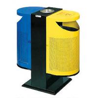 Wholesale Plastic Outdoor Rubbish Bin with Anti-corrosion Coated in Residential Community HA-15104 from china suppliers