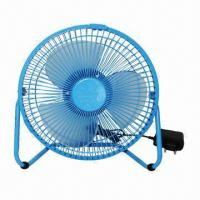 Wholesale 4-inch Mini Fan with Easy Installation, Safe and Environment-friendly Features from china suppliers