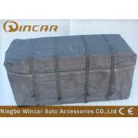 China 600d Oxford Fabric Roof Luggage Rack , Waterproof Roof Storage Bag With Logo on sale