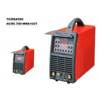 Wholesale Electric 3 In 1 Welding Machine With AC/DC PULSE TIG MMA Plasma Cutting  Function from china suppliers
