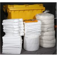 Quality Yellow Wheeled Chemical Spill Kit Corrosion Preventive Various Sizes For Choice for sale