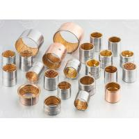 Wholesale Oilless Composite Wrapped Bronze Bushings Graphite Bushing Material from china suppliers