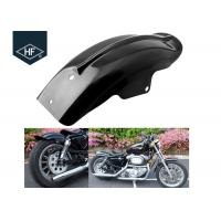 Wholesale Harley Racing Motorcycle Part Black ABS Plastic Fender Mudguard XL883 XL1200 from china suppliers
