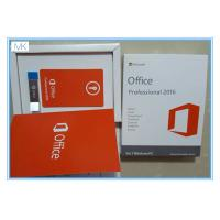 Wholesale Microsoft Windows Software / Microsoft Office 2016 Pro Plus For 1 Windows/PC Life Time from china suppliers