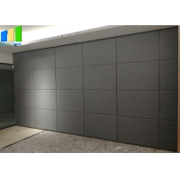 Wholesale Fabric Sliding Partition Walls / Foldable Partition Wall Room Divider For Office from china suppliers