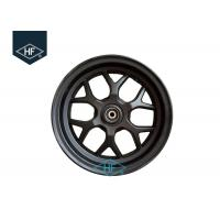 Wholesale Custom Rear 10 Inch Motorcycle Wheel , Rims Scooter Motorcycle Front Wheel from china suppliers