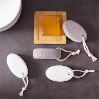 Wholesale Exfoliating Stone Pedicure Foot Shape Pumice Stone Factory from china suppliers