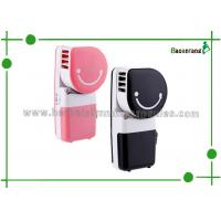 Wholesale Black / Pink Mini Fan , Portable Travel Electric Air Condition from china suppliers