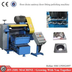 China Automatic Metal Polishing Machine for Floor Drain on sale