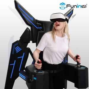 Wholesale Standing vr 720 Eagle flight with virtual reality simulator 9d vr game in amusement from china suppliers
