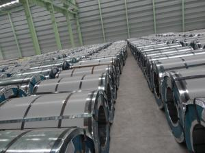 Wholesale Construction DX51D 4.0mm Z275 Zinc Coated Steel Coil from china suppliers