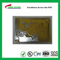 Buy cheap Printed Circuit Board Manufacturing Securit And Protection With 1L FR4 2.35MM from wholesalers