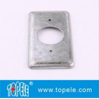 Wholesale TOPELE Electrical Box Covers 20C3 20C5 Rectangular Outlet Box Covers from china suppliers