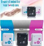 Buy cheap Spy mini realtime gsm gprs tracker sos button elderly cell phone reachfar rf-v18 product